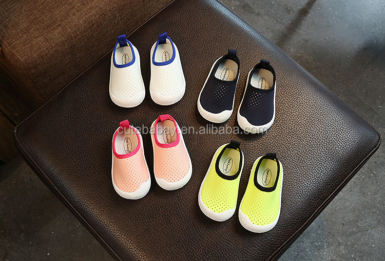 2017 Fashion Fiber Baby Shoes