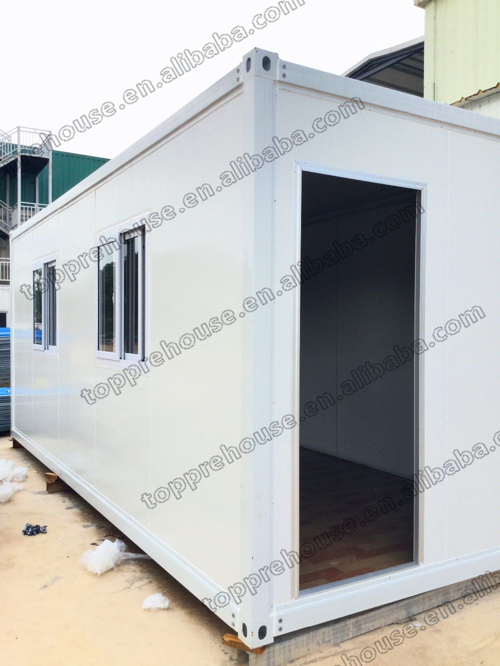 Pre made container house in asia buy pre made container for Already made houses