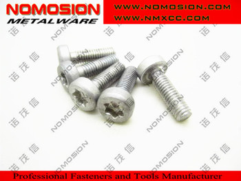 Aluminum screw torx use car screws