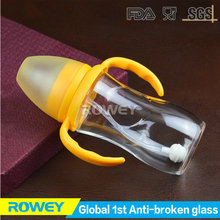 New Arrivals Free Baby Bottle Samples Wholesale Feeding Bottle
