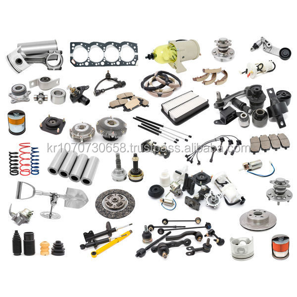 kia korea bus spare parts