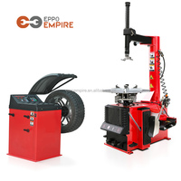 high quality tire equipment combos/auto workshop equipment/used tire repair equipment