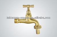 Brass Tap With Spindle Body