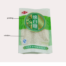 25kg 50kg pp rice bags,sack,raffia with BOPP printing for rice,flour,wheat,sugar,salt packaging