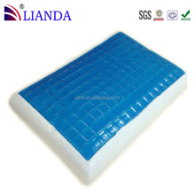 New design OME summer cool gel foam pillow