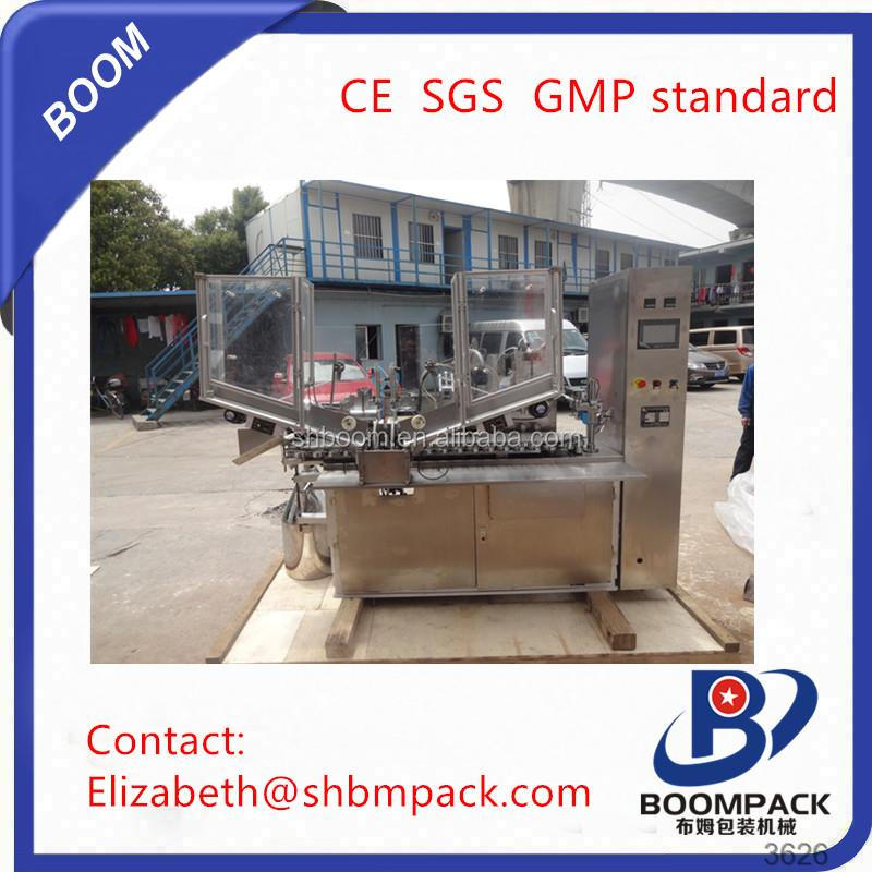 Ideal filling sealing machine Made in Shanghai