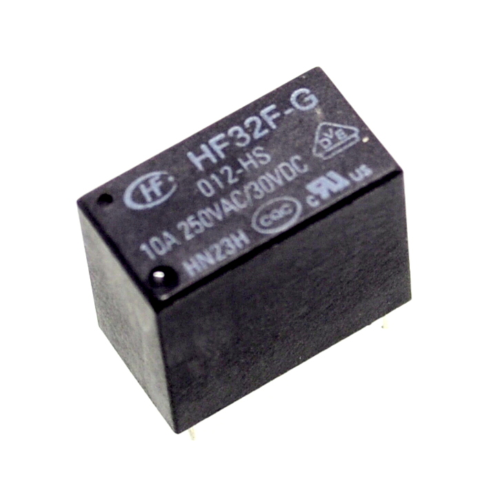 Power Relays HF32F-G-012-HS JZC-32F-G-012-HS 30A 4pin a group normally open