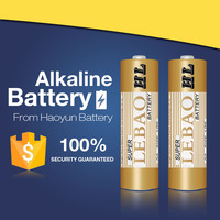 Hot selling low price best quality super capacity aa alkaline battery voltage