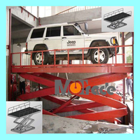 Chinese Mutrade Vehicle Cargo Floors Table Lift