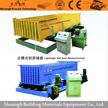 precast concrete cement fly ash lightweight wall panel moulding machine for sale