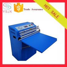 Thermoforming food/ fruit/ vegetable/ seafood/ meat vacuum packing machine