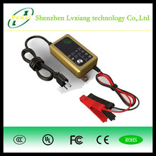 6V 12V 2A 4A 6A home and in car use universal ac lead acid battery charger