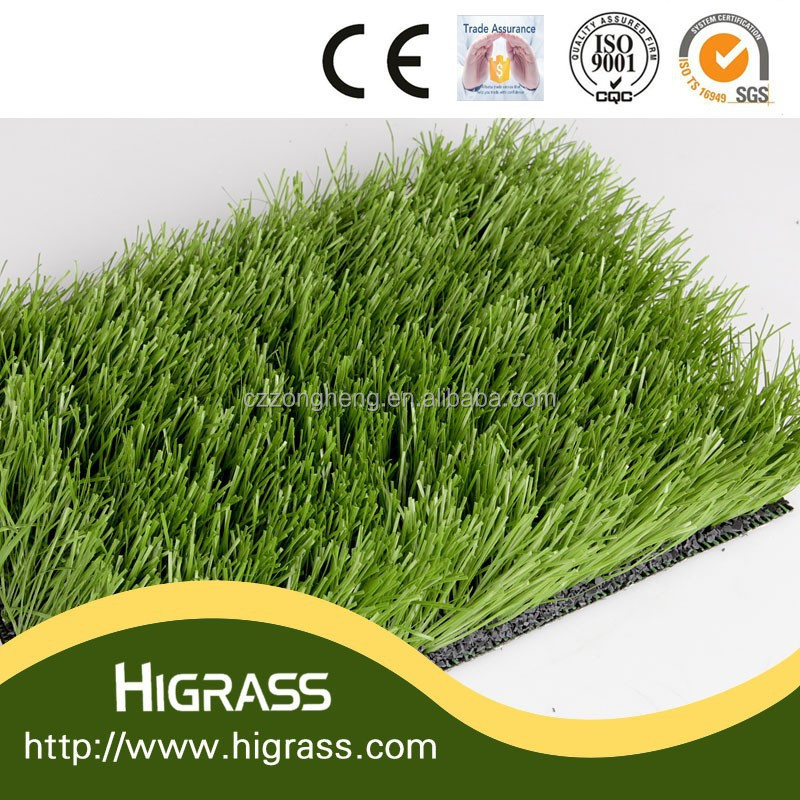 Synthetic soccer turf/football turf indoor soccer field for sale