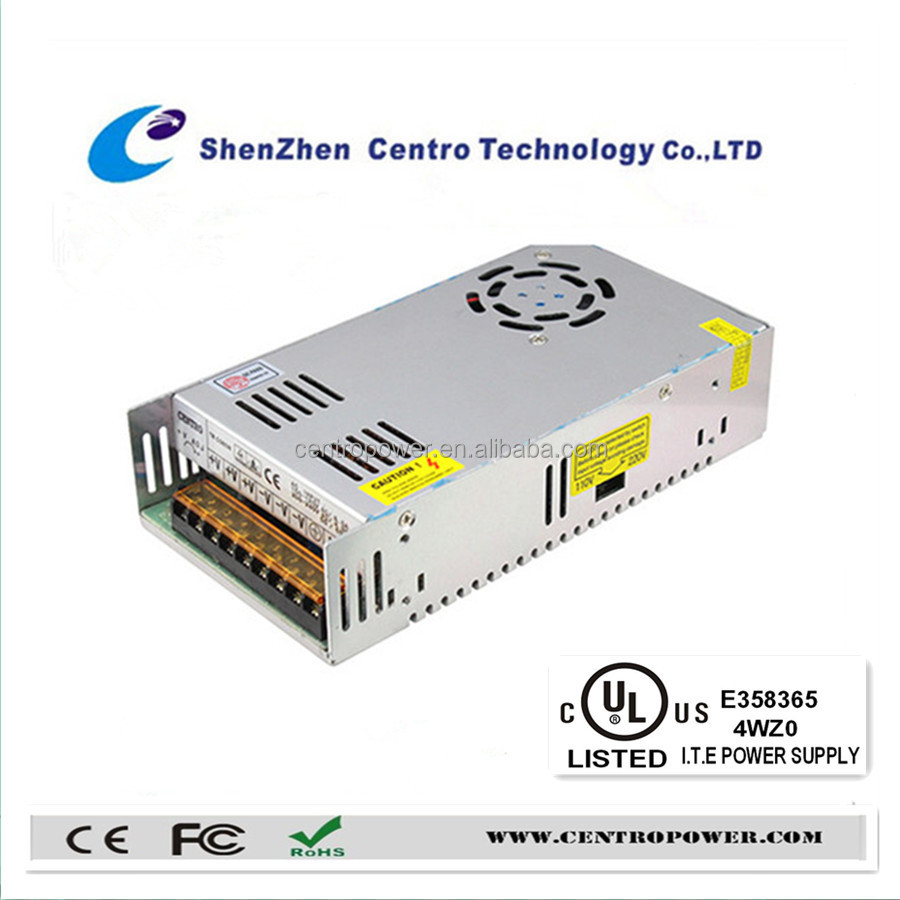 CCTV Camera DC 12V 5A 60W Switching switch Power Supply box for strip leds lights