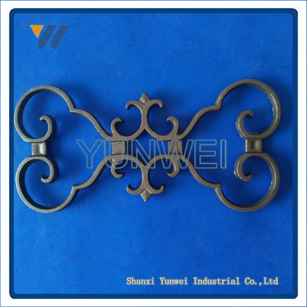 Hot Selling New Product Factory Cheap Decorative Wrought Iron Window Guard