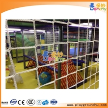 Three floors Large Candyland Indoor Kid Playground with toddler area