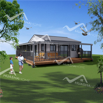 The expandable prefabricated house kit for sale