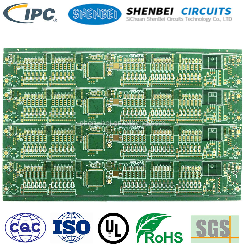 SHENBEI leading supplier AC sliding gate operator control board pcb manufacturer 12v pcb transformer