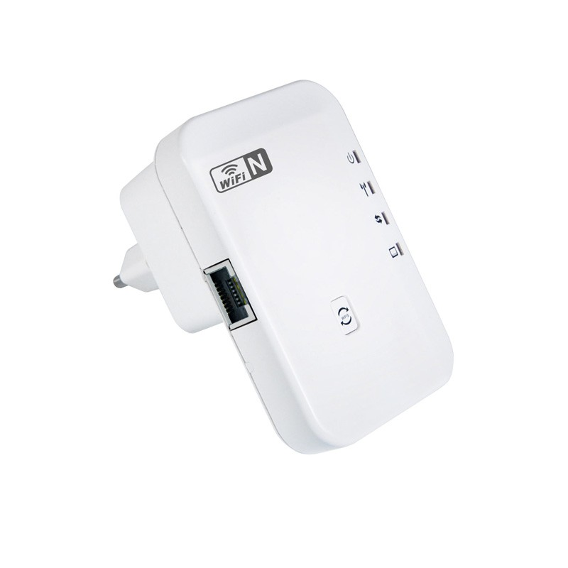 2.4GHz Wall Socket Wi-Fi Repeater