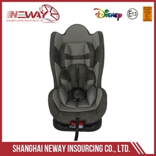 China gold supplier nice looking baby car seat weight