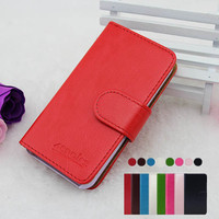Wholesale High Quality Stand Wallet Flip Leather Case for LG Optimus 3D P920