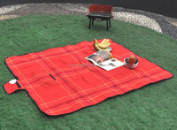 outdoor insulation heated polyester blanket