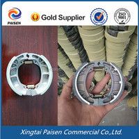 GS125/GN125/KARISMA/CG125 motorcycle/ dirt bike/scooter brake shoes