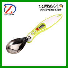 High quality mini measuring digital electronic kitchen spoon scale