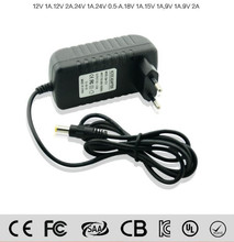 9V 12V 15V 18V 24V 1A 2A 3A 4A 5A 6A 7A 8A regulated ac/dc adapters