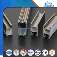 China aluminium profile for nigeria market Powder coating aluminum window and door casement and sliding