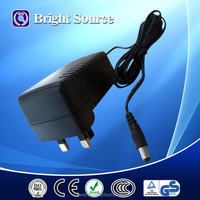 Powercy Manufacture Wholesale Power Adapter Swiss to UK Plug Adapter with CE UL EU JP Certification 12v 2a Power Adapter