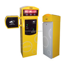 Intelligent China lcd display car parking sensor system