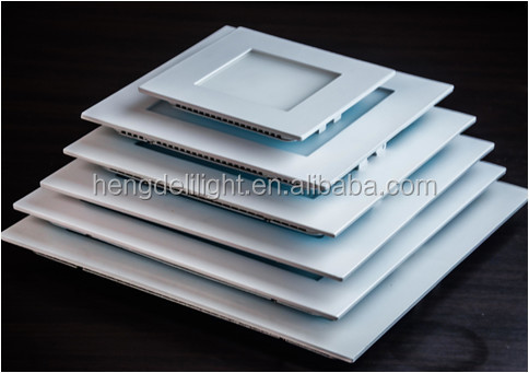 hot sale led panel lignt with CE ROHS led pane lamp