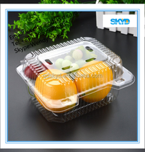 Fruit PET blister plastic packaging