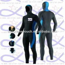 7mm long sleeves neoprene diving wet suits ,surfing dry suits