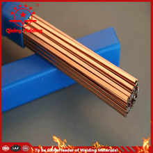 Phos Copper brazing material in shipbuilding