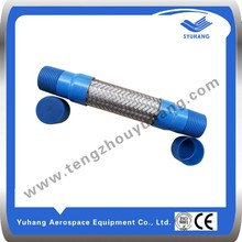 Stainless steel braided hose fittings