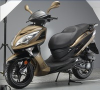Ariic high power sporty model 50cc 2-stroke 25km/h 45km/h motor scooter R8