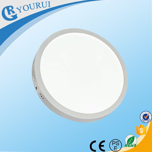 High quality 2835 3014 smd led round led panel 50x50 led flat panel displays with good led panel parts