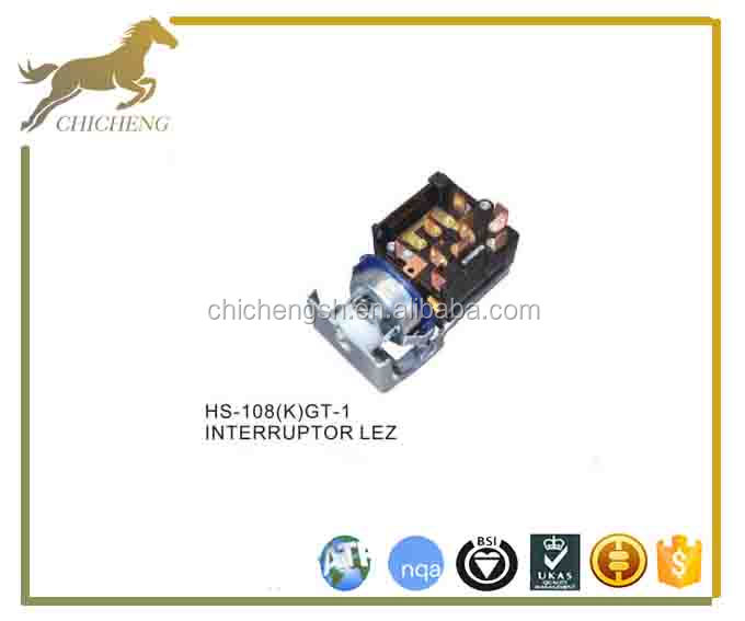 HIGH QUALITY AUTO Switch for HS-108(K)GT-1 INTERRUPTOR LEZ