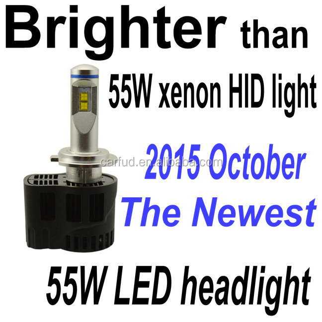 Factory direct 5200 lumen p6 led headlighting car led headlight h4 h7 h11 h13 h15 h16 hb3 hb4 9004 9012 led headlight bulb