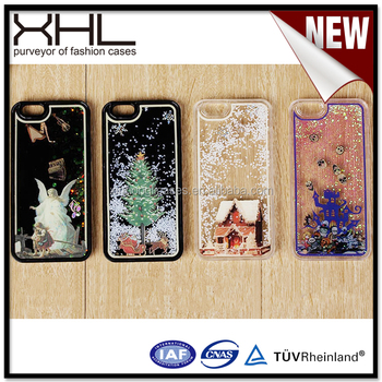 For Apple 6 iphon7 Halloween Christmas tree Top Selling cell phone case