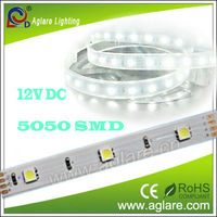 5050 High brightness SMD LED strip 12V DC