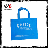 Felt polypropylene tote recyclable tote non woven shopping bag