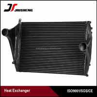 Aluminum Bar and Plate Turbo Charge Heavy Truck Intercooler 4401-1715 For Sale