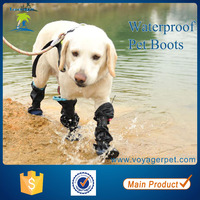 Lovoyager Nylon Boot Pet Dog for Summer Waterproof Dog Shoes