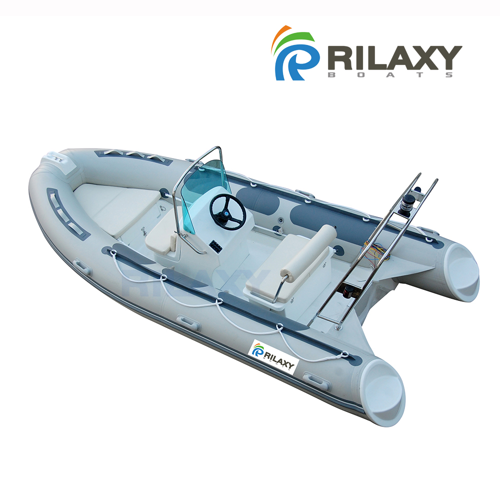 RILAXY 4.3m 14ft Rigid Hull Inflatable Sailing Boat China