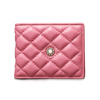 Top quality sheepskin material indian purses wholesale
