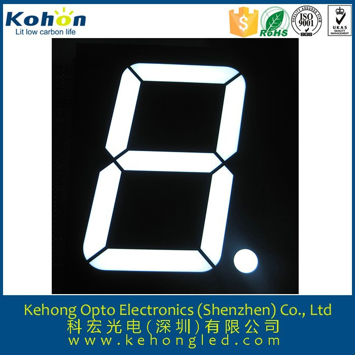 led digital display 1 digit 7 segment 1.5 inch led display