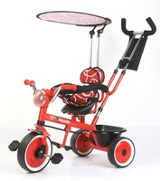 Skillmax Sun Shade Baby Bicycle 3 Wheels Baby Tricycle Children Tricycle